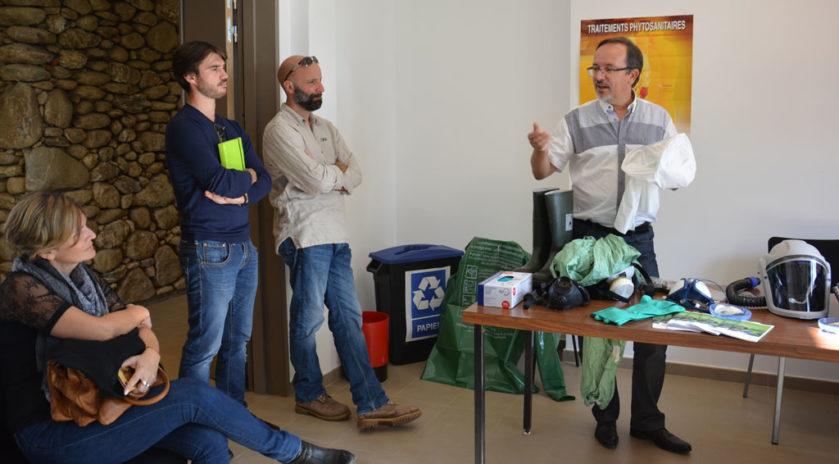 Produits phytosanitaires. Santé. L'utilisation des pesticides a augmenté en 2017, en contradiction avec l'objectif du gouvernement de moins 25 % d'ici à 2020. Alors que le doute s'installe chez les consommateurs et les agriculteurs, le 19 octobre, à San Giuliano en Corse, scientifiques, médecins, stagiaires agricoles et ruraux ont parlé phyto de façon posée.