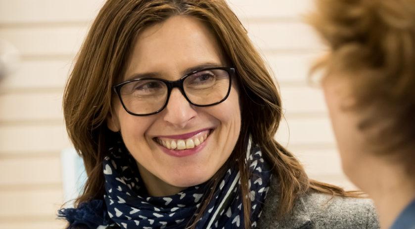 Emmanuelle Pabolleta, directrice de la communication et de l'information à la CCMSA