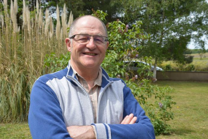 Jean-Marc Peignen, le président de l'association Les Roues d'secours du vignoble : « Notre but est de permettre à tous de conserver une vie sociale normale le plus longtemps possible, quel que soit leur âge ou leurs moyens financiers, de la même façon que s'ils habitaient en ville.»