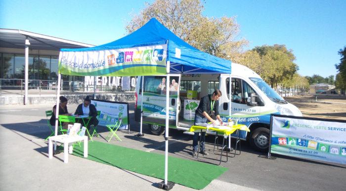 Job dating Présence Verte services (association d'aide à la personne) dans l'Hérault