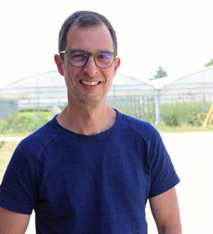 Julien Adda, directeur du réseau Cocagne.