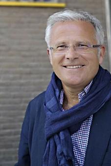 Laurent Pilette, directeur général de la MSA Île-de-France