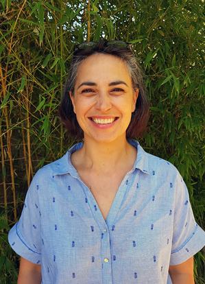 Deborah Diaz, médecin en santé au travail à la MSA Provence Azur