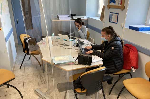 Permanence France services MSA Languedoc à la mairie de Rieussec (Hérault)