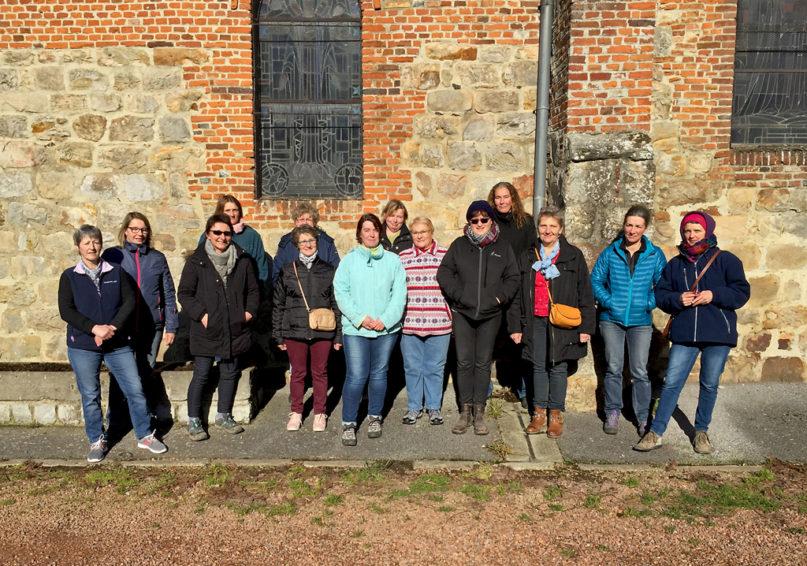 Histoires de femmes-randonnée découverte du patrimoine local