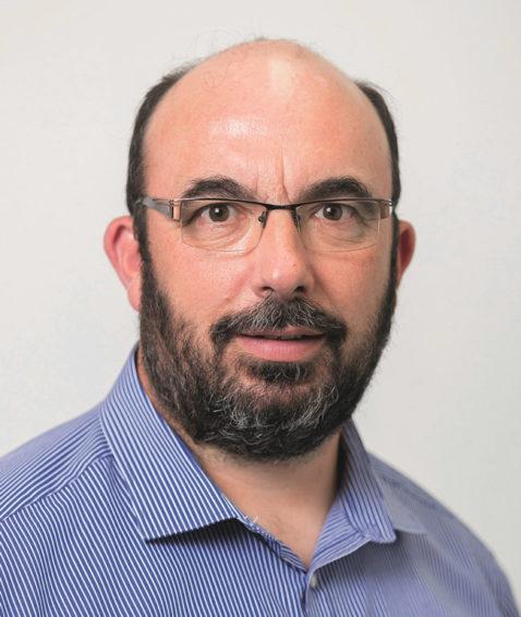 Philippe Moinard, président de la commission d'action mutualiste