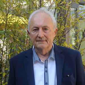 Jean-Paul Carron, président du village vacances AVMA de Beg Porz